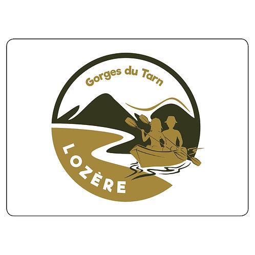 MAGNET - GORGES DU TARN - CAFÉ
