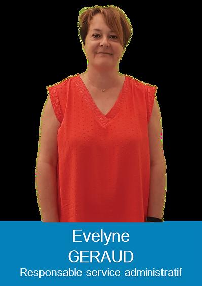 Evelyne GERAUD - Syndicat des eaux du ma