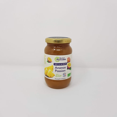 Compote Bio Ananas Passion