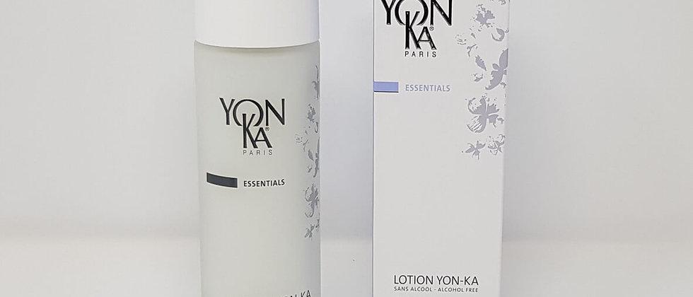 LOTION YON KA PEAUX NORMALES A GRASSES