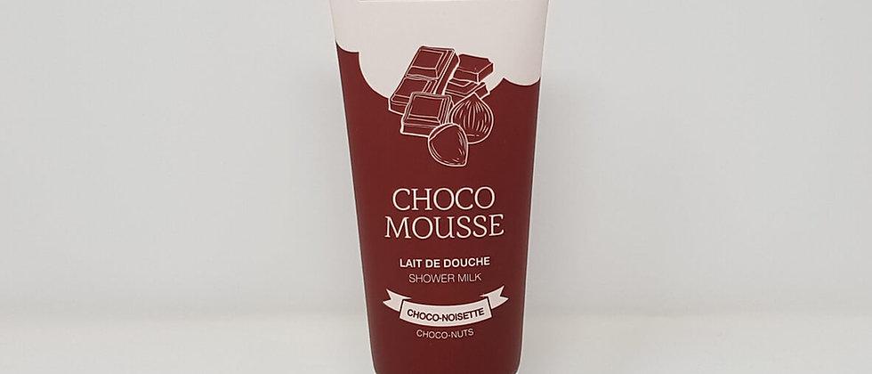 CHOCO MOUSSE LAIT DE DOUCHE CHOCO NOISETTE