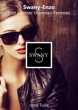 SWANY ENZO PRET A PORTER HOMMES FEMMES A