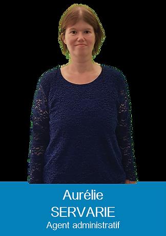 Aurelie SERVARIE - Syndicat des eaux du