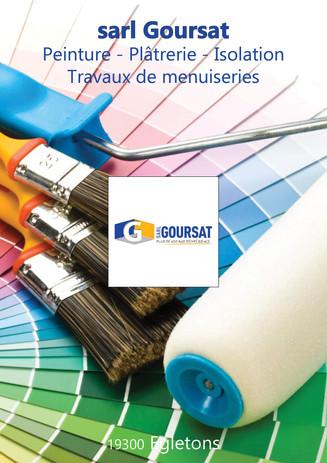 GOURSAT PEINTURE ISOLATION DECAPAGE PLAC