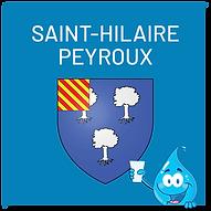 SAINT HILAIRE PEYROUX COMMUNE ADHERENTE DU SYNDICAT DES EAUX DU MAUMONT