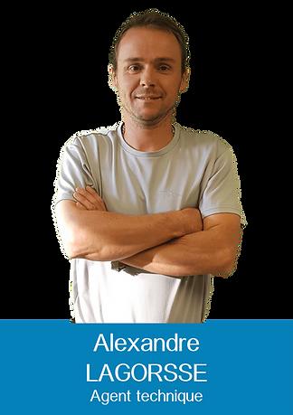 Alexandre LAGORSSE - Syndicat des eaux d