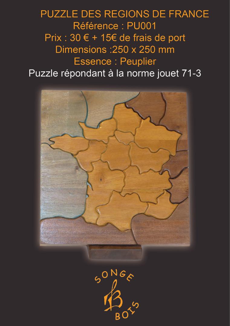PUZZLE DES REGIONS DE FRANCE PU001.jpg