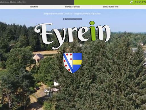 Mairie de Eyrein - Nouveau site Web