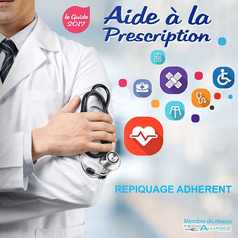 TUL MEDIC AIDE A LA PRESCRIPTION MEDIC A