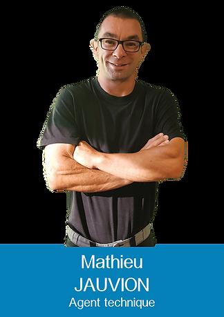 Mathieu JAUVION - Syndicat des eaux du m