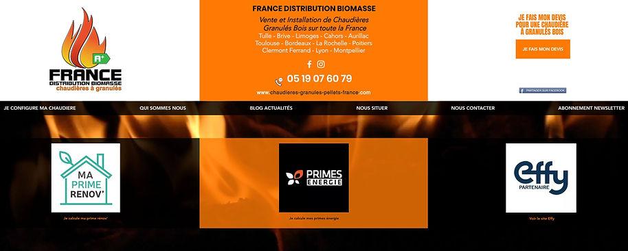 FRANCE DISTRIBUTION BIOMASSE CHAMEYRAT TULLE CHAUDIERES A GRANULES BOIST