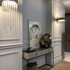Artwork for interior design, 2019