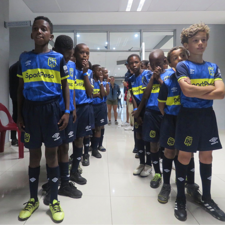 Newsletter Young Bafana March 2020