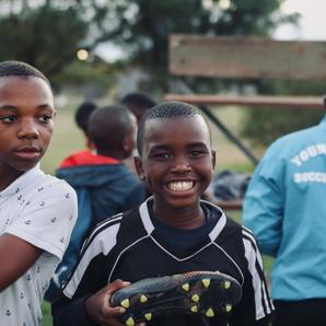 Newsletter Young Bafana April 2021 Saisonstart