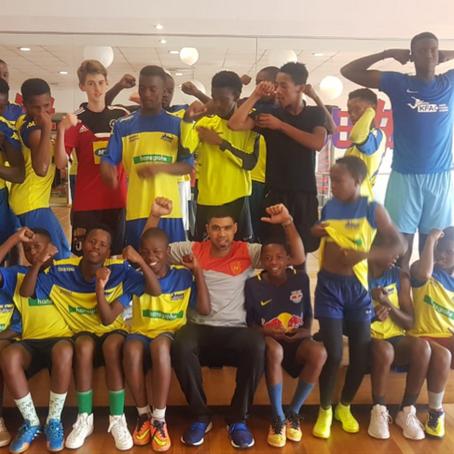 Newsletter Young Bafana Februar 2019