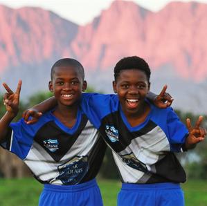 Newsletter Young Bafana March 2021 Zurück auf dem Platz