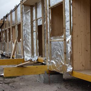 Der Bau unseres neuen Kindergartens hatbegonnen!