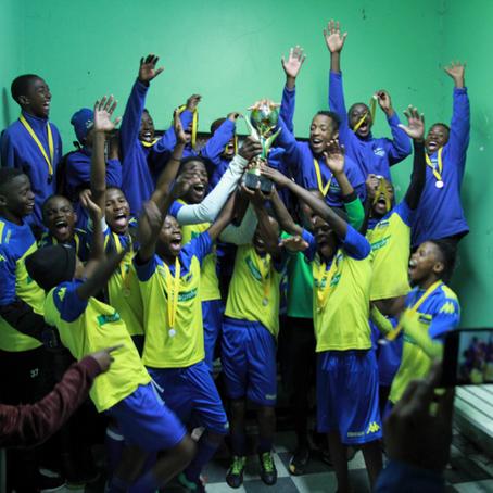Newsletter Young Bafana März & April 2019