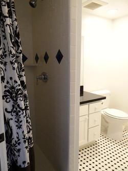 Single room 2-3 bathroom