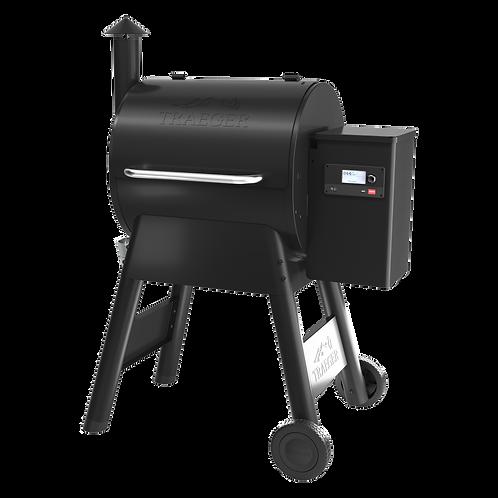 Traeger Pro 575/780 Pellet Grill schwarz
