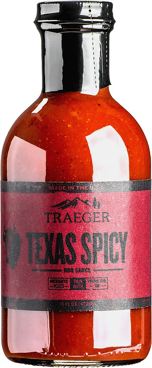 Traeger Texas Spicy BBQ Sauce 473ml