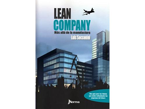 Lean Company: Más allá de la manufactura