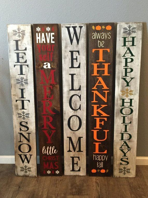 Double Sided Signs
