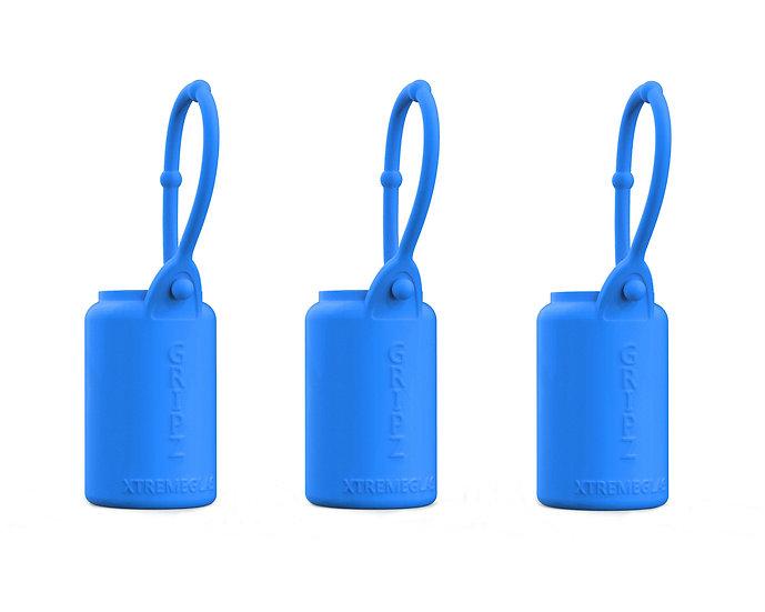3-pack 15ml Essential Oil Sleeves - BLUE