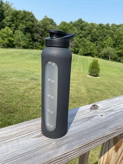 Xtremeglas Hydrate Sport Silicone Haze Coating on Glass - Black