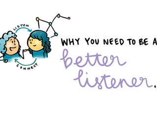 Why you need to be a better listener