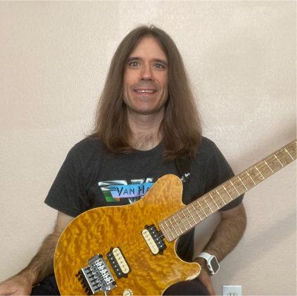 Private Guitar - In studio
