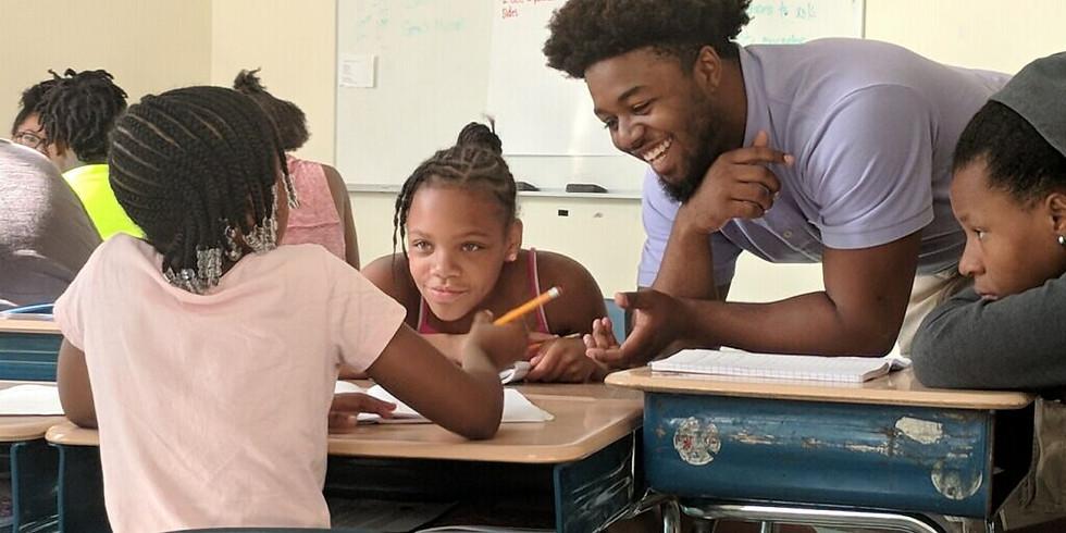 MLK Scholastic Summer Program - REGISTRATION CLOSED.