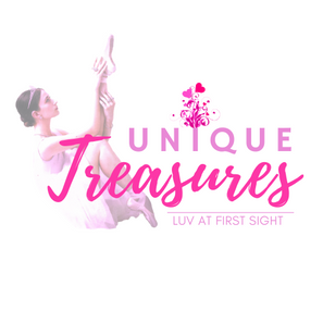 Unique Treasures Official Logo - June 11