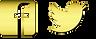Gold-Facebook-Twitter-Instagram-Icons.pn