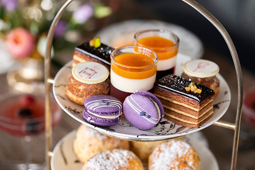 Afternoon Tea at 2pm (April 31st)