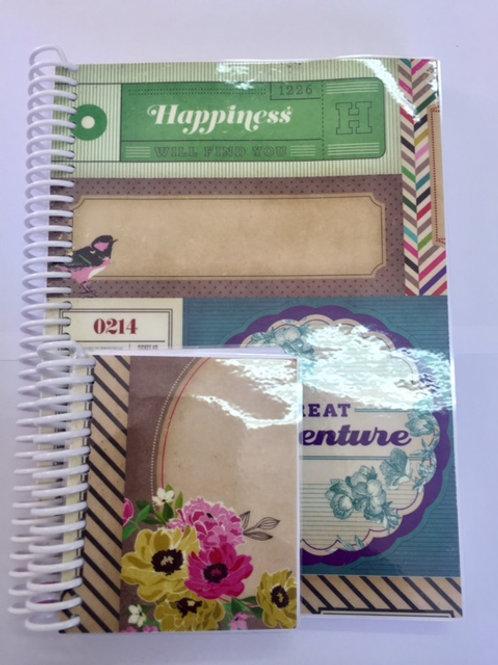 Pack de cuadernos Scrap