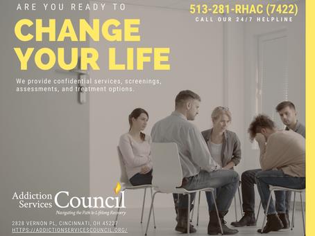 Addiction Services Council - 2/26/2021