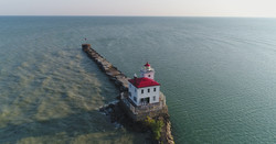 erie lighthouse