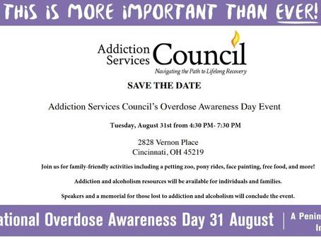 Addiction Services Council - 8/27/2021