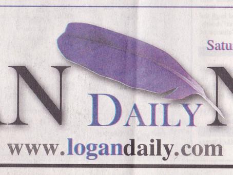The Logan Daily News - 4/13/2019