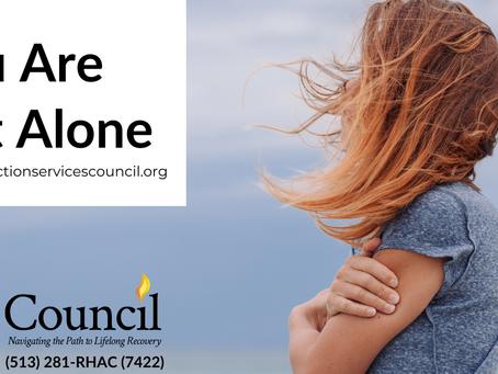 Addiction Services Council - 4/16/2021