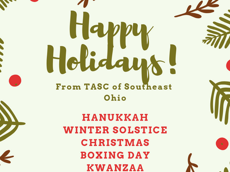 TASC of Southeast Ohio - 12/26/2018