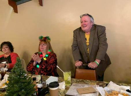 Annual Holiday Party - 12/13/2019