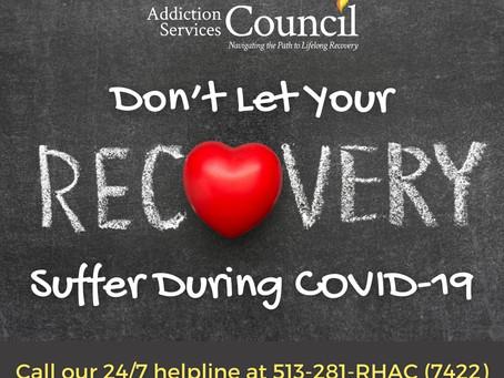Addiction Services Council - 2/5/2021