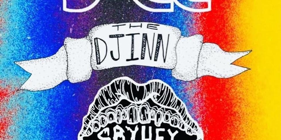 Brue w/ The Djinn, and Say Hey