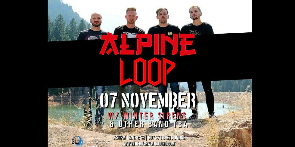 Alpine Loop w/ Winter Sirens