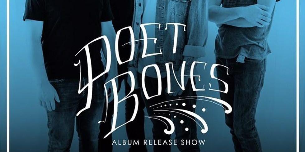 Poet Bones w/ Bru Hound, Stable Ren, & Blood Moon