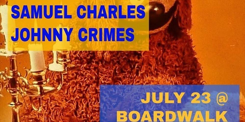 Drusky, Johnny Crimes, & Samuel Charles