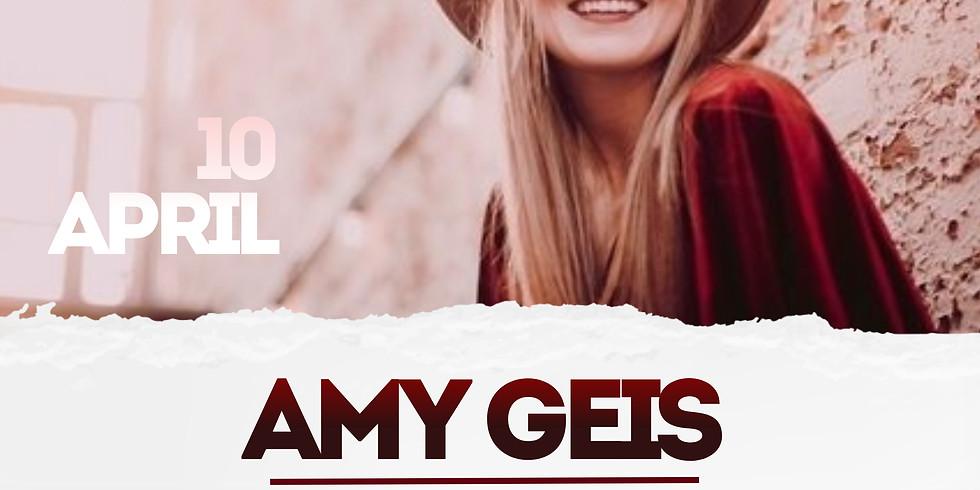 Amy Geis w/ Sheridan Smith & Dalin Hunt