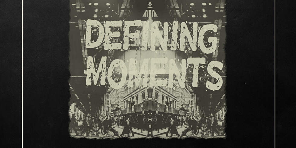 Defining Moments w/ Surrender Rome, Just4theRecord, and Psychedelic Purple